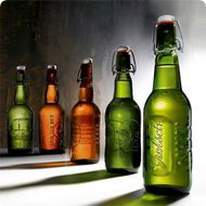 Grolsch-beer-bottle